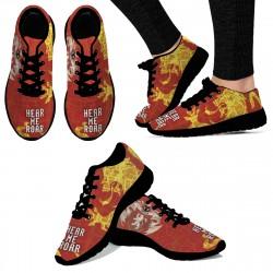 Lannister Black Sneakers