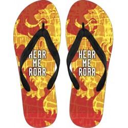 Lannister Flip Flops