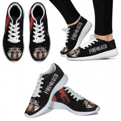 Targaryen White Sneakers