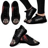 Targaryen Black Sneakers