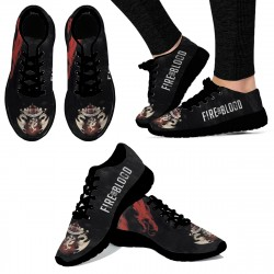 Targaryen Black Sneakers