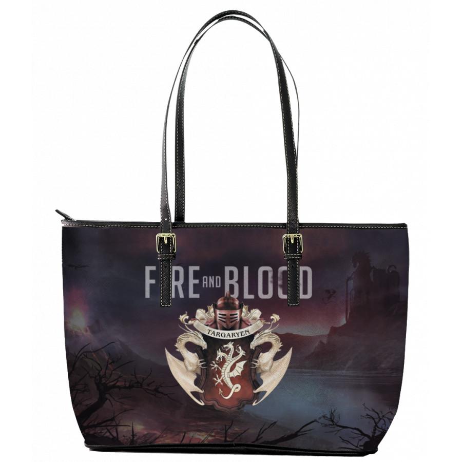 Targaryen Tote Bag