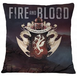 Targaryen Pillow Case