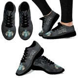 Stark Black Sneakers