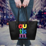 Autism Awareness Tote Bag 2