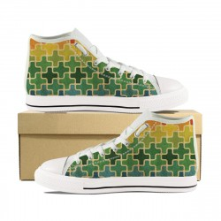 Autism Green High Tops