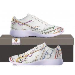 Kids Sneakers - White
