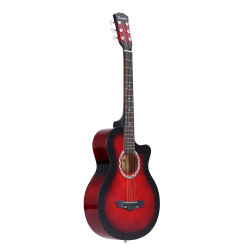 38  Acoustic Folk 6-String Guitar for Beginners Students GiftAdd product to GrooveKart