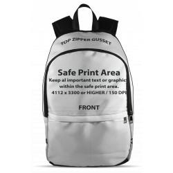 All Over Backpack - Backpack 1