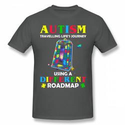 Autism T Shirt Autism Shirt Traveling Life