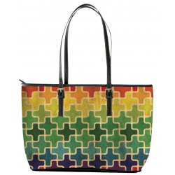 Autism Green Tote Bag