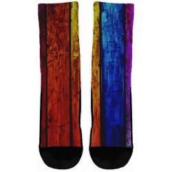 Autism Rainbow Socks
