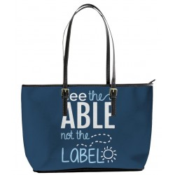 Autism See the Able Tote Bag
