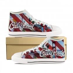 Love California High Tops