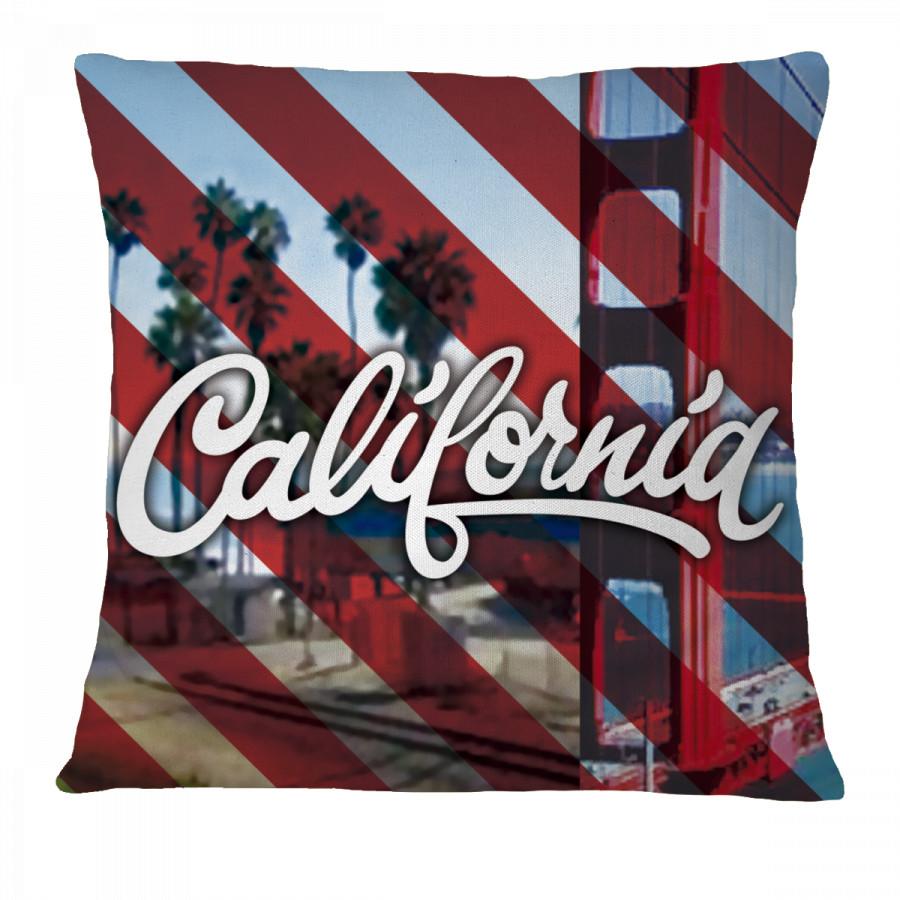 Love California Pillow Case