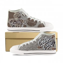 Coffee Time! High Tops