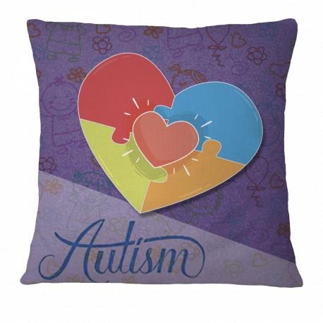 Autism Love Pillow Case