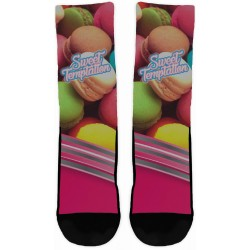 Sweet Temptation Macarons Socks