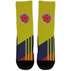 """""""NUESTRO ORGULLO! FCF Colombia"""" Socks"""