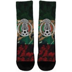 """MÁS UNIDOS! FMF México"" Socks"