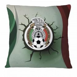 """""""MÁS UNIDOS! FMF México"""" Pillow Case"""
