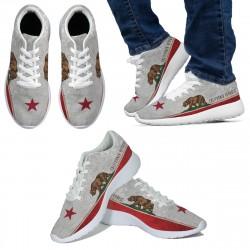 California Flag Sneakers