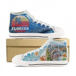 Love Florida High Tops
