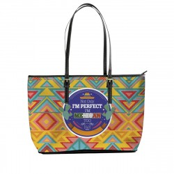 """""""Not only  I m Perfect, I m Mexican Too"""" Tote Bag"""