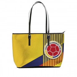 """""""NUESTRO ORGULLO! FCF Colombia"""" Tote Bag"""