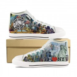 Love New York High Tops