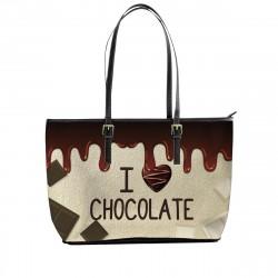 I LOVE Chocolate! Tote Bag