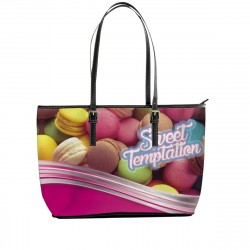 Sweet Temptation Macarons Tote Bag