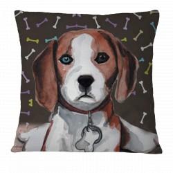 Love Beagle Pillow Case