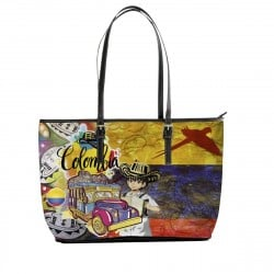 Love Colombia Tote Bag