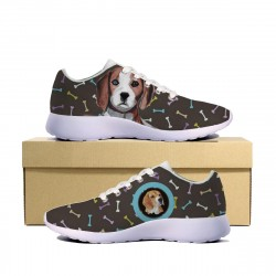Love Beagle Sneakers