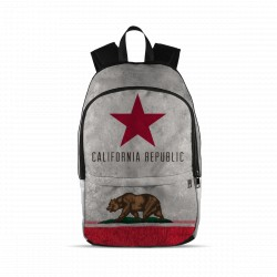 California Flag Backpack