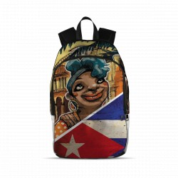 Love Cuba  Backpack  (Female Character)