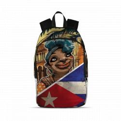Love Cuba  Backpack  (Female Character)
