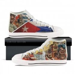 Love Cuba High Tops