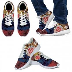Love FCF Colombian Football Sneakers