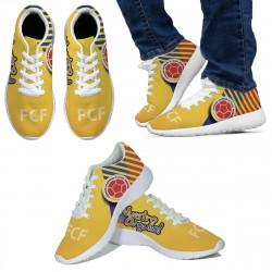 """""""NUESTRO ORGULLO! FCF Colombia"""" Sneakers"""