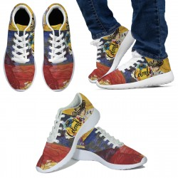 Love Colombia White Sneakers