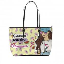 Glamorous Tote Bag