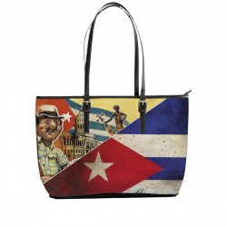 Love Cuba Tote Bag (Male Character)