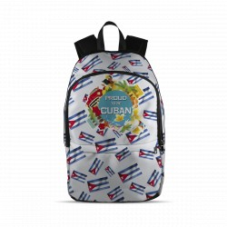 Proud to be Cuban Backpack