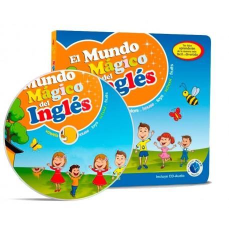 Libro Pizarra el Mundo Mágico del Inglés