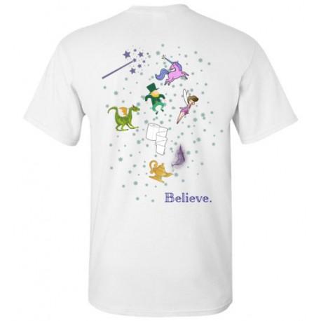 Believe COVID 19 Tee