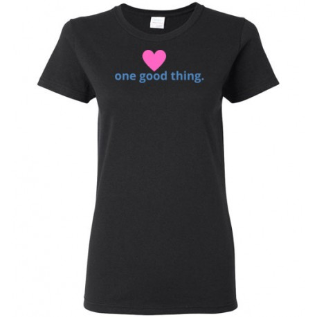 One Good Thing Tee: Love!