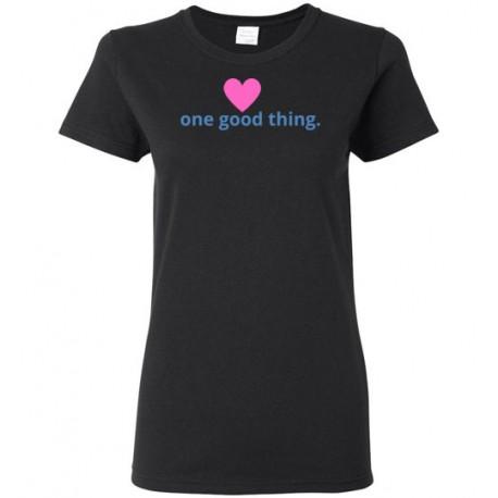 One Good Thing Tee: Love!