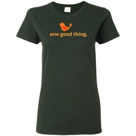One Good Thing Tee: Birds!